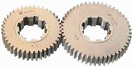 gildemeister as25 feed gears spindle speed gears