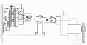 Polygon Flat Generating Attachment Slide for Axial Travel