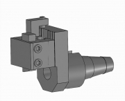 Drill Holder with Turning Toolholder - ISO 25