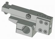Square Tool Bit Holder