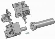 Push Type Recessing Unit