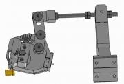 Slides for Rear Recessing - Adjustable