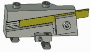 Turrets and Non-Adjustable Part-Off Tool Holders for Empire Blade