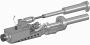 Ramp Type Rotary Recessing Attachment