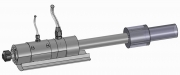 Counter Rotating Spindle with Through Coolant System