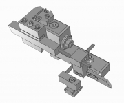 Turret and Modular Part-Off Tool Holder