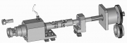 Broaching Attachment - Synchronous - Inclined 1 Degree
